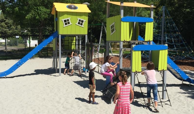 VinciPlay playground