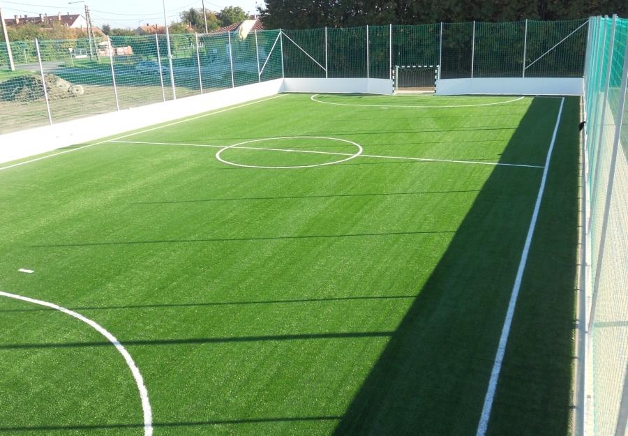 Futball pálya - MLSZ futsalpálya