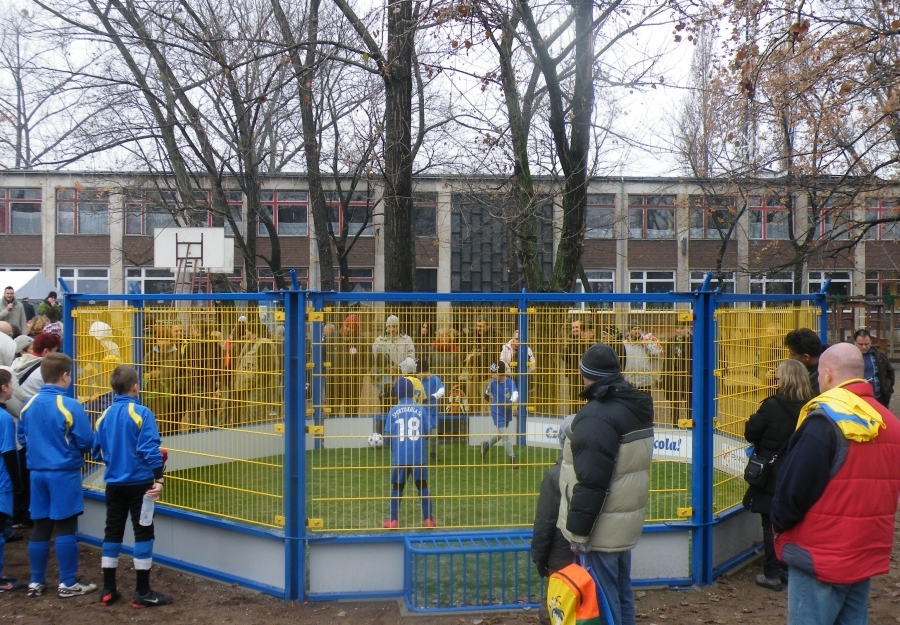 Panna foci - Iskolai Panna pálya