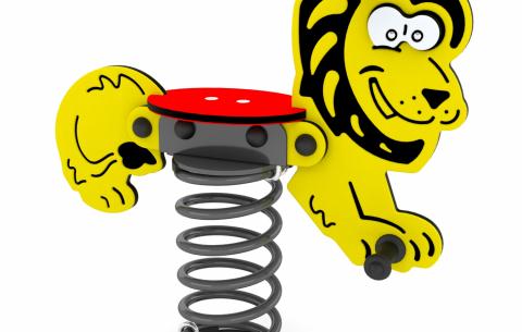 Rugós oroszlán 654
