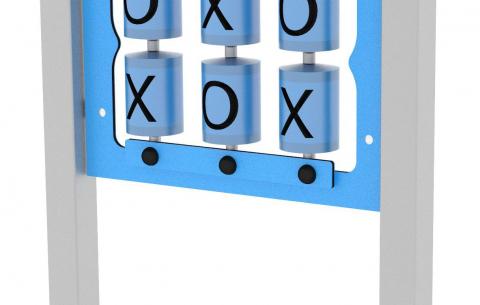 Tic-tac-toe táblás játék