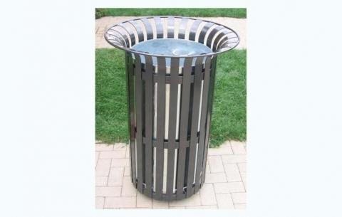 Amerikai típusú hulladékgyűjtő