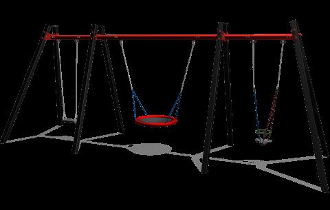 Multi Swing RAL3000/9005