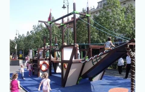 Sissy királynő vitorlás hajó