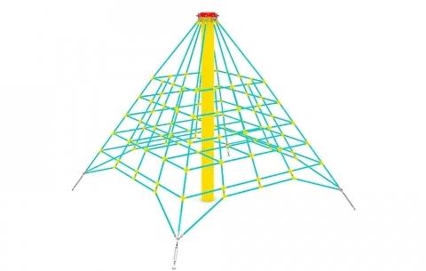 Climbing net 418
