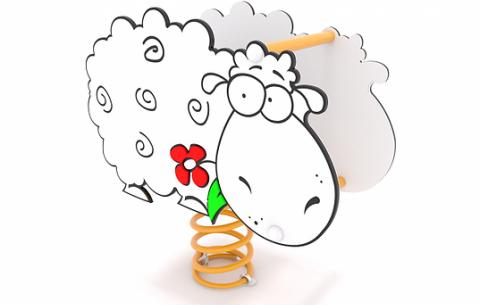 Rugós bárány 609